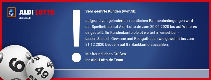 Aldi Lotto.De